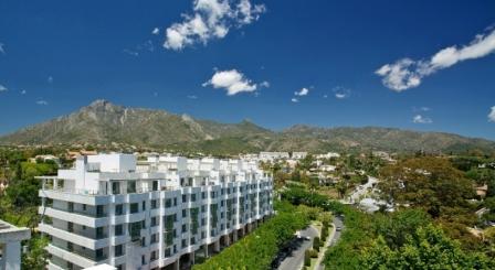 Piso en marbella inmobiliaria en benalm dena marbella y - Domotica marbella ...